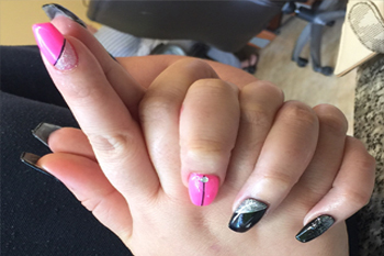 NAILS ENHANCEMENT